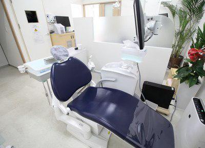 ウィング歯科 診療室