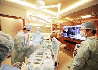 たけち歯科クリニックの診療室