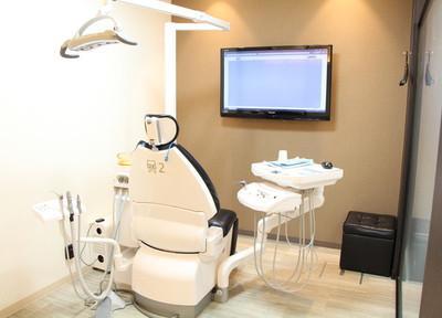 セレオ八王子歯科クリニック 診察室