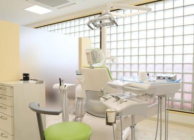 こばやし歯科 爽やかな診療室
