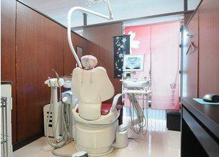 サクラ堂歯科医院の診療室