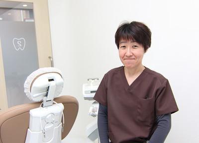 なお歯科クリニック 女性院長先生