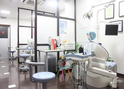 白倉歯科クリニック 診察室