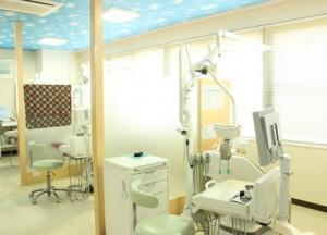 尾田歯科クリニック 診療室