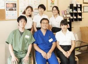 熊田歯科医院 先生とスタッフ