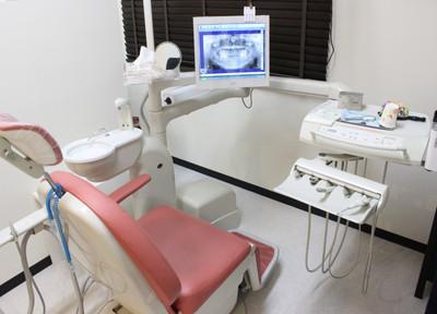 クイーンズ歯科 院内
