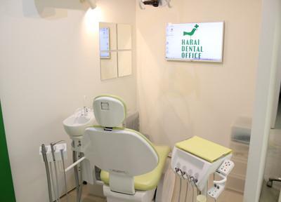 原井デンタルオフィス 診療室