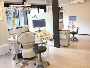 松村歯科クリニック診療室