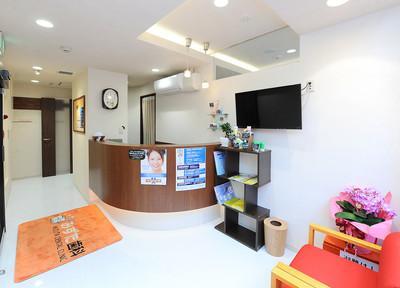みずた歯科 待合室