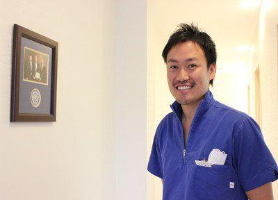 ALBA歯科&矯正歯科の院長先生