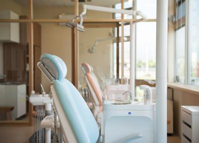 みやもと子ども歯科 診療室