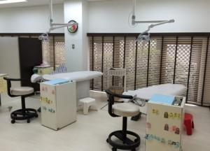 みちだ矯正小児歯科 診療室