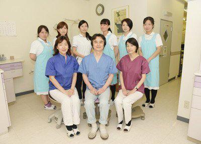 アポロ歯科・矯正歯科のドクター・スタッフ