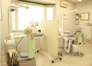 丸森歯科医院 診療室