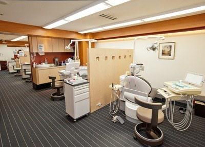 佐藤歯科 診療室