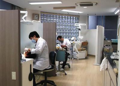 医療法人仙愛会高橋歯科医院 診療風景