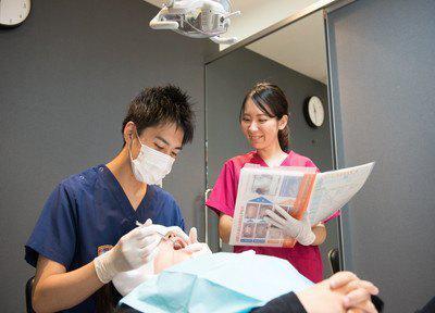 三宮アップル歯科 診療風景