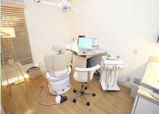 新宿イーストデンタルオフィス 診察室