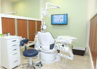 こやま歯科クリニック 診療室