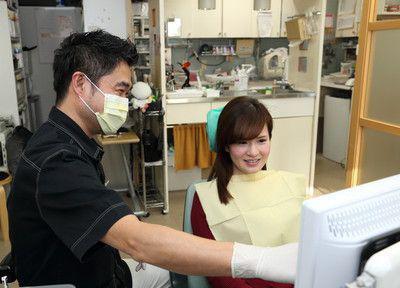 目白歯科矯正歯科 治療風景