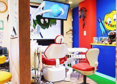 戸谷歯科クリニック キッズスペース