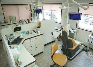 長光歯科医院 診療室