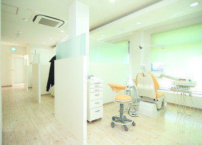 はっとり歯科クリニック 診療室