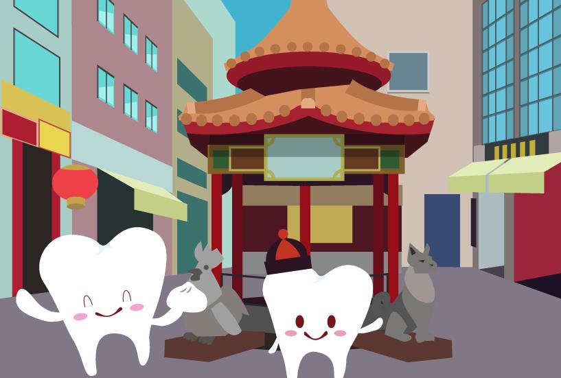 神戸・元町歯医者探し