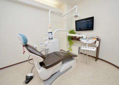 しんちデンタルクリニック 診察室