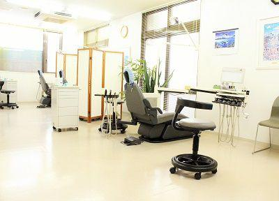 まじきな歯科医院 診療室