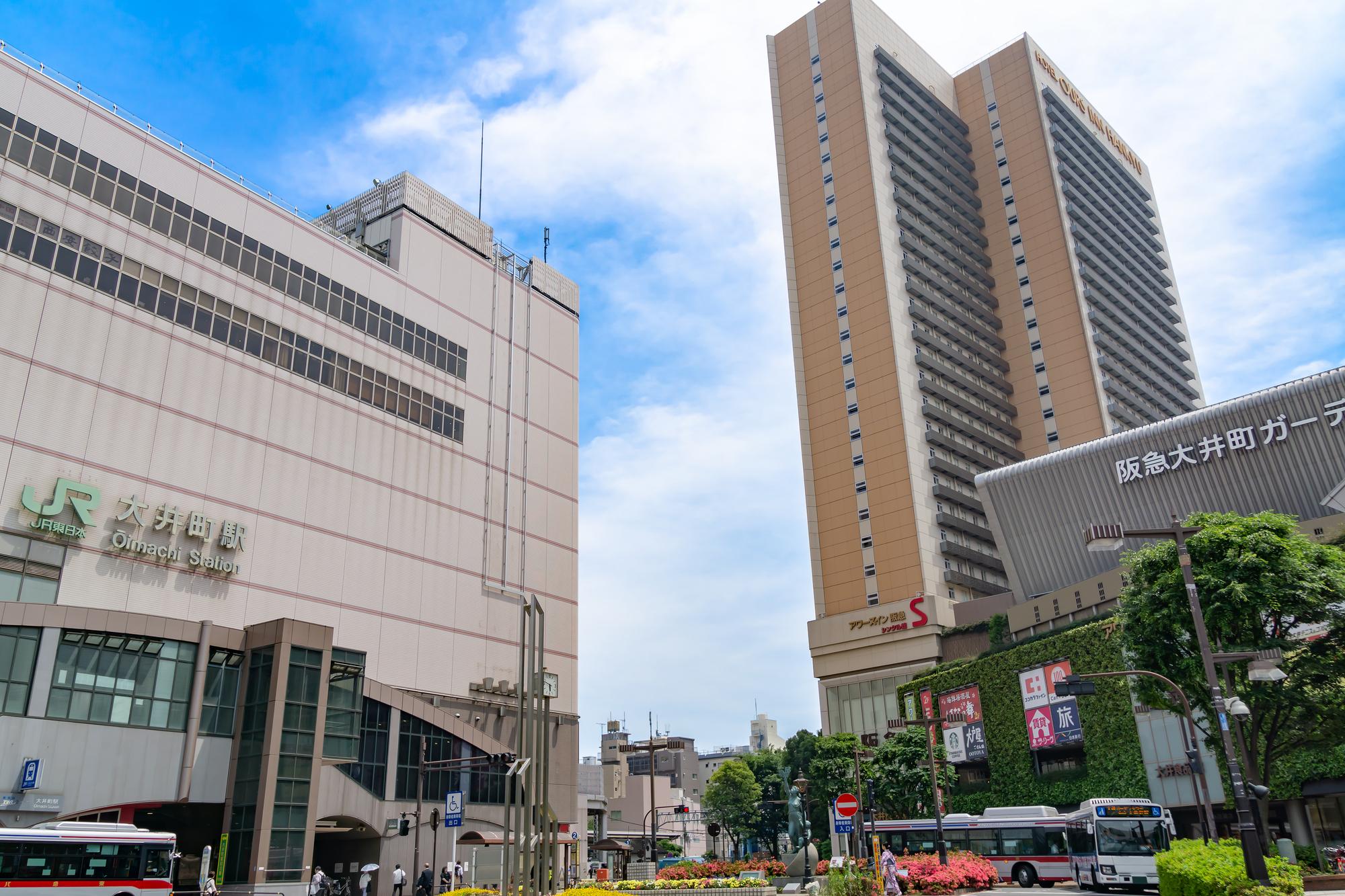 【クリーニング】大井町駅近くにある歯医者3院のおすすめポイント