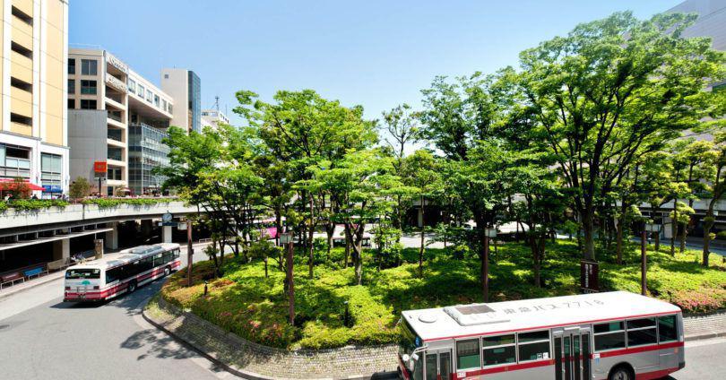 新百合ヶ丘駅 アイキャッチ
