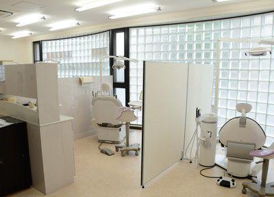 いぶきのデンタルクリニック 診療室