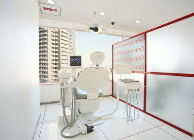 オレンジ歯科 イオン所沢店 診療室
