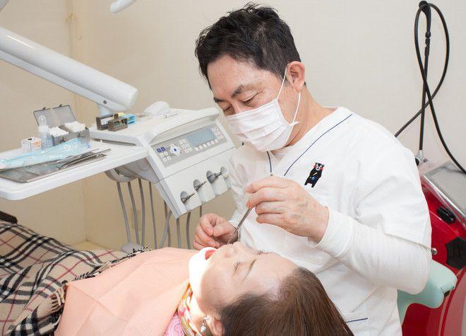 グリーン歯科 治療風景