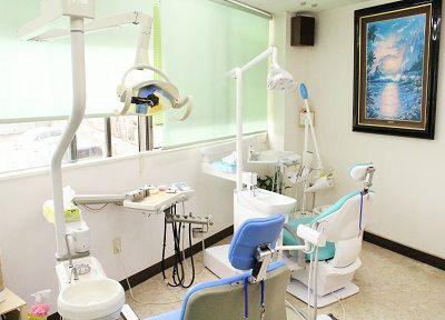 さわやか歯科クリニック 診療室