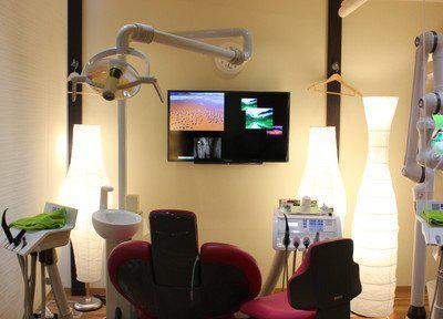 イクティス歯科クリニック 診察室