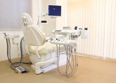 ときわ台真帆歯科 診察室
