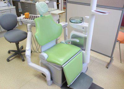 あおぞら歯科 診察台