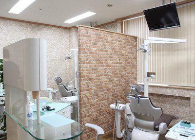 E-Xデンタルクリニック 診察室