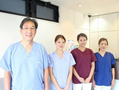 南ときわ台歯科インプラントセンター スタッフ