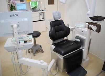 松本歯科クリニック 診察室