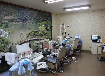 いなかず歯科 院内写真