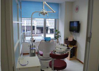 平崎歯科診察室