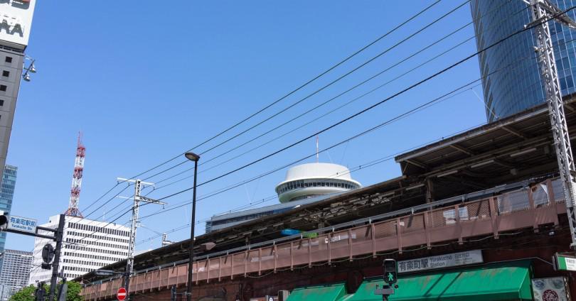 有楽町駅メイン画像