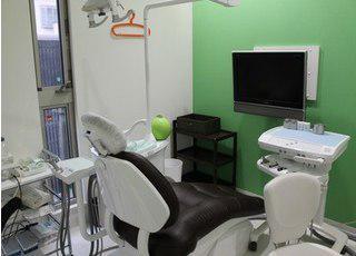 ヒロ歯科医院診察台