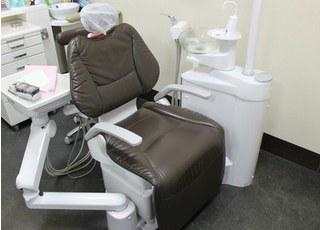 早川歯科医院診察台