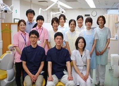 金沢駅城北歯科院長スタッフ
