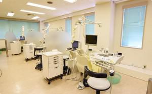 みずほ台駅みずほ台歯科診療所院内