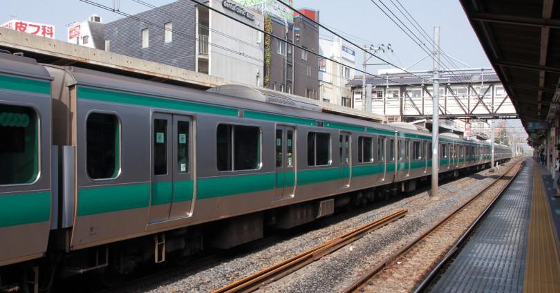 十条駅メイン画像